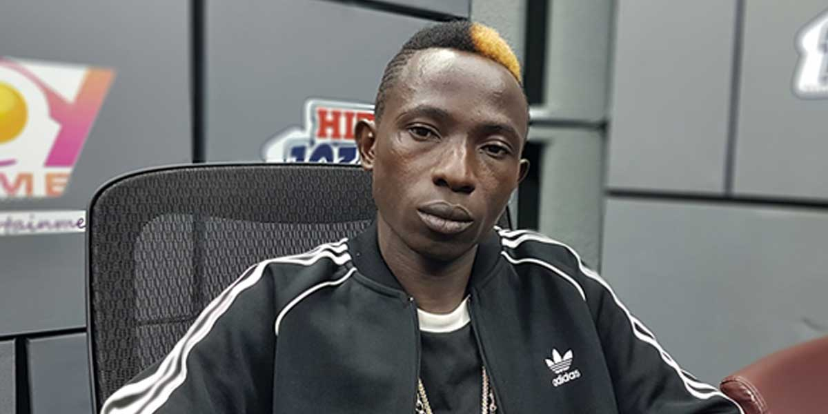 Patapaa new - Ghanaians should celebrate me now not when I'm dead – Patapaa