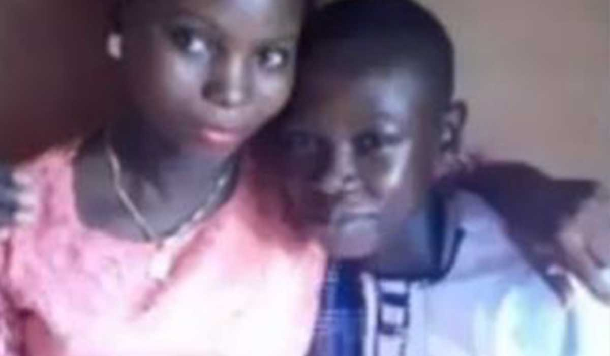 Pregnant 15-year-old girl forced to marry 14-year-old boy who impregnated her