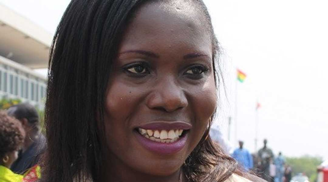 Former Mp, Rachel Appoh admits having an affair with Elikem in a leaked audio