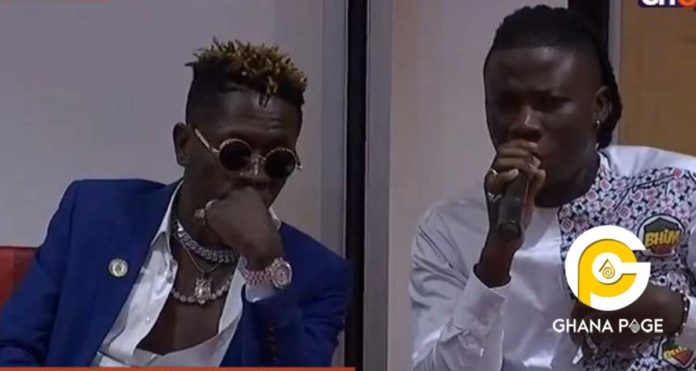 Live transmission of Shatta Wale -Stonebwoy press conference currently ongoing [Video]