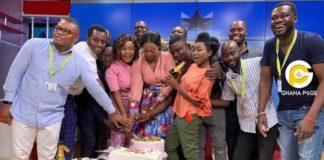 Here are all the beautiful photos and videos from UTV's Yaa Konamah's birthday celebration