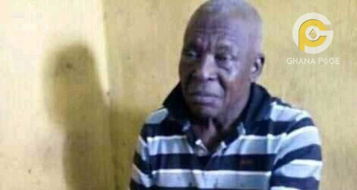 Photos: Angry old man allegedly cuts off 11-year-old boy's hand for stealing from his fishpond