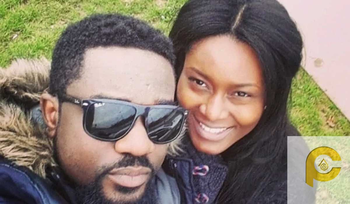 Sarkodie comes to bed too late – Tracy Sarkcess complains