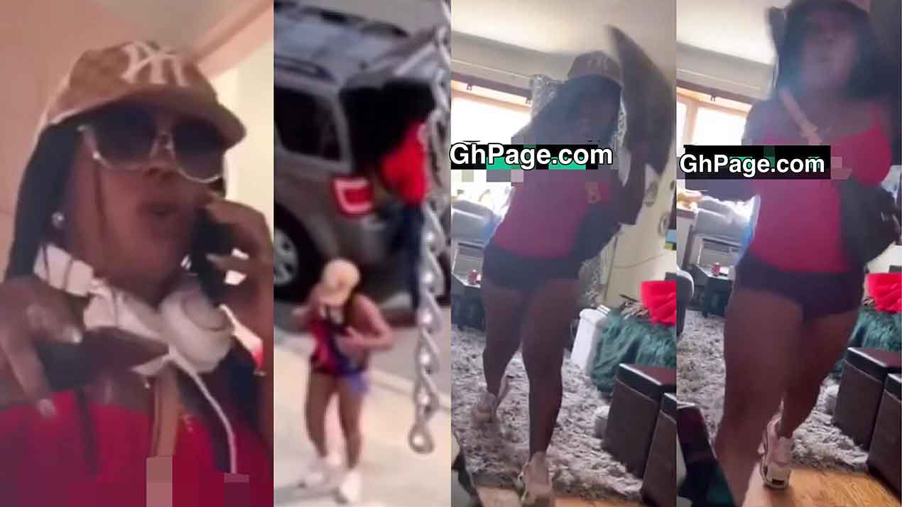 Afia Schwar thrown out of house for allegedly stealing a ...