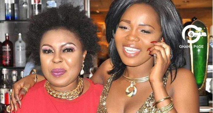 Mzbel narrates how Afia Schwar slept with dog in Kumasi-Exposes who paid for that special service