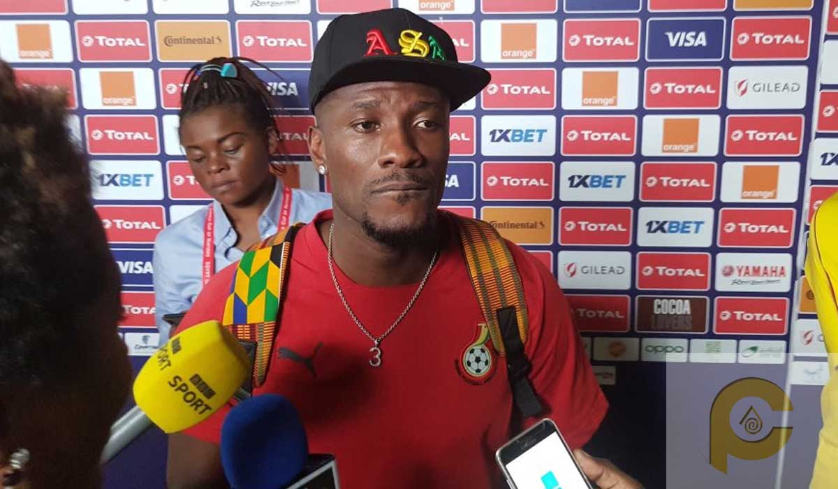 This is the last time I'll play in an AFCON tournament – Asamoah Gyan