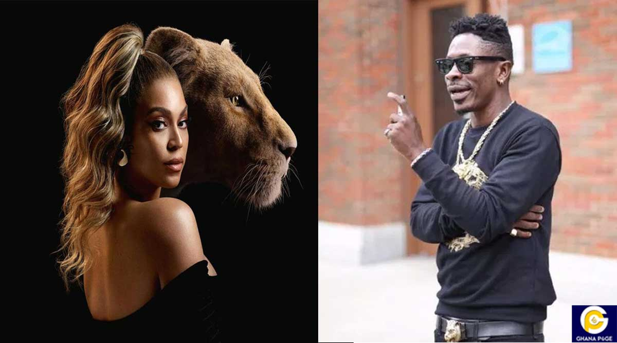 Beyonce explains why she featured Shatta Wale & other