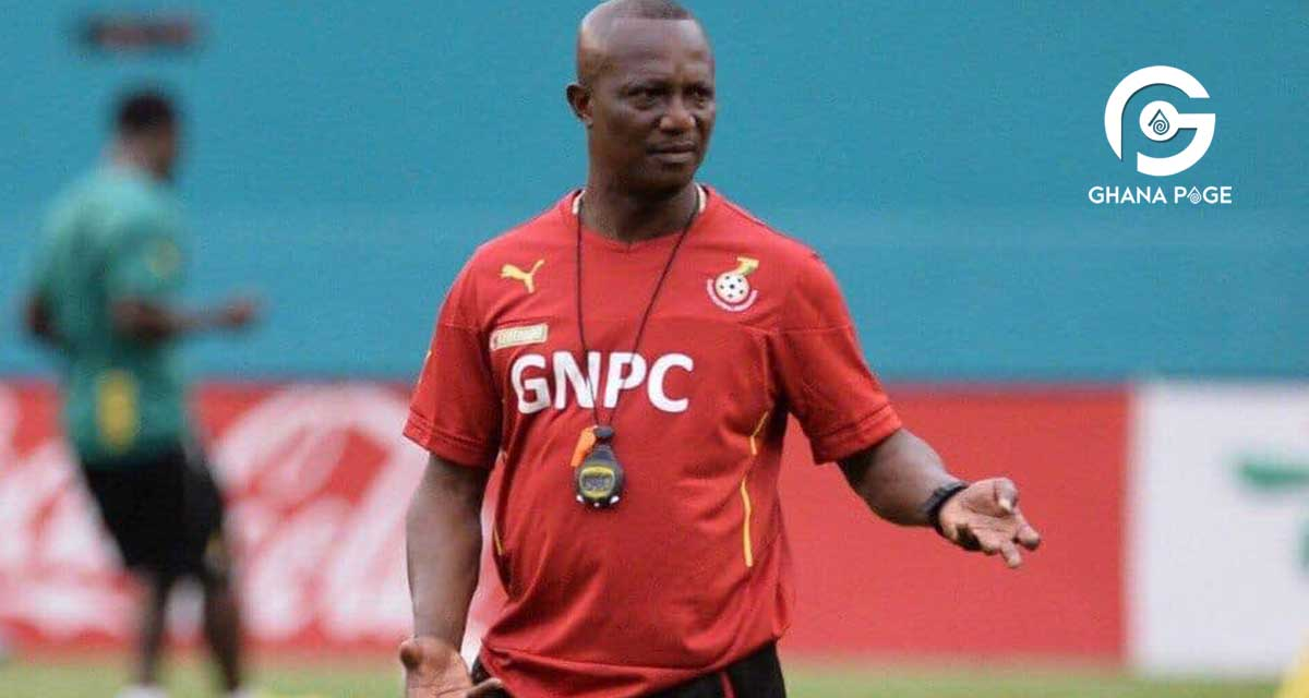 Kwesi Appiah's contract as Black Stars coach reportedly renewed for 2 years