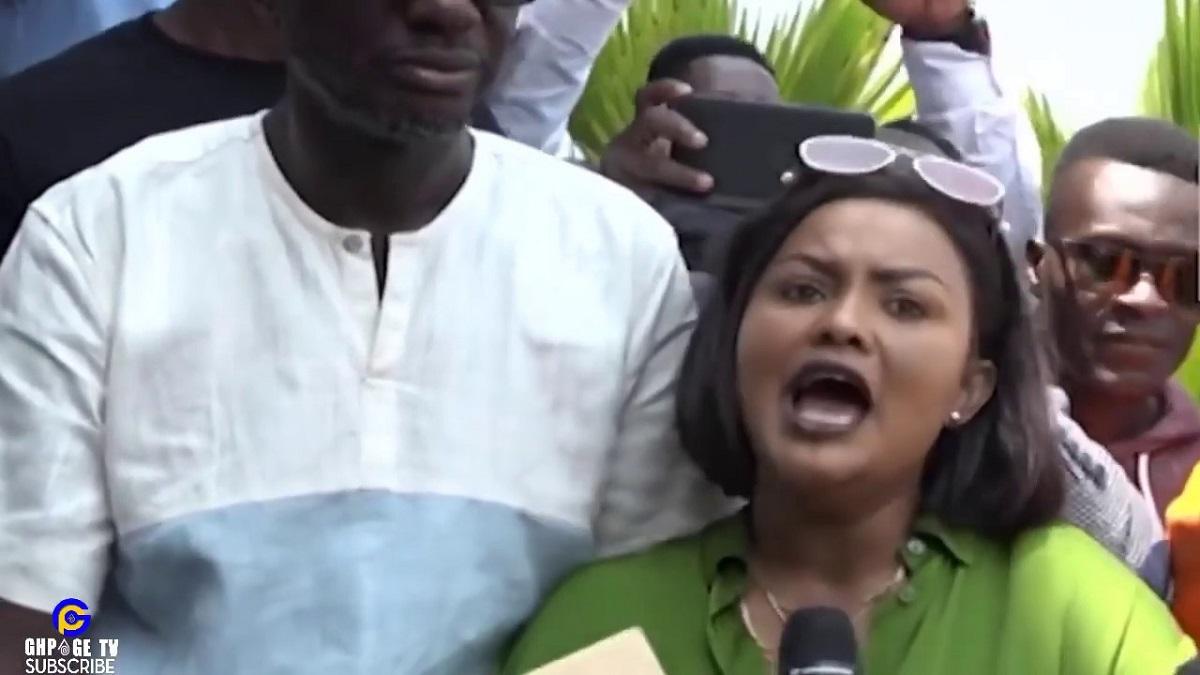 Kumawood stars storm parliament over film village