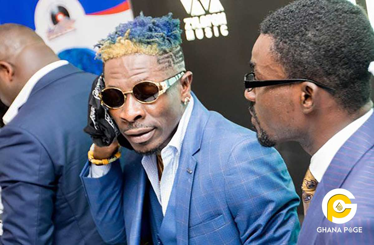 My contract with Zylofon media is for life – Shatta Wale