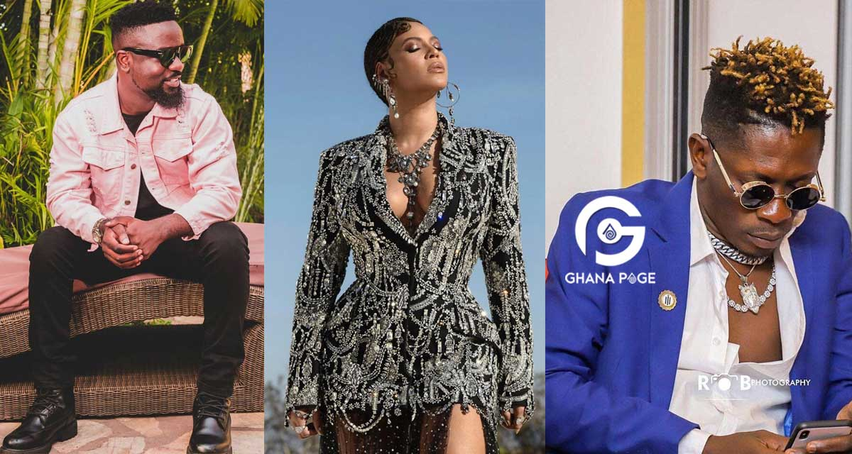 Reasons why Beyonce bounced Sarkodie and chose Shatta Wale