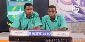 Champions: St. Augustine's College wins 2019 National Science and Maths Quiz (NSMQ)