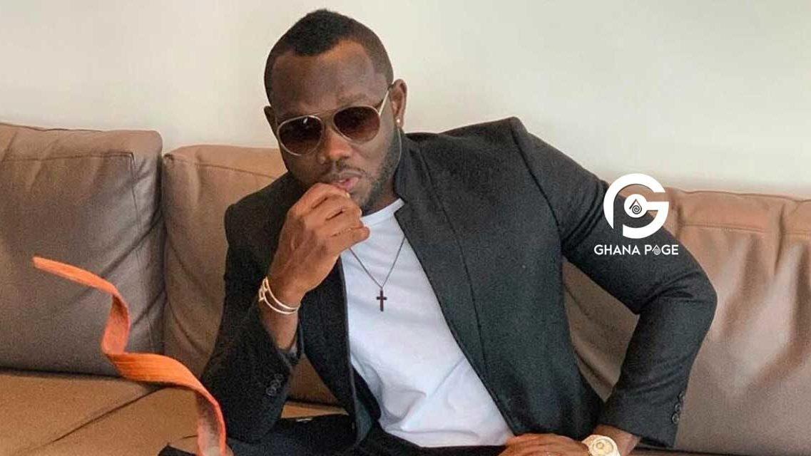 Stop chasing old women & work hard-Prince David Osei tells the youth