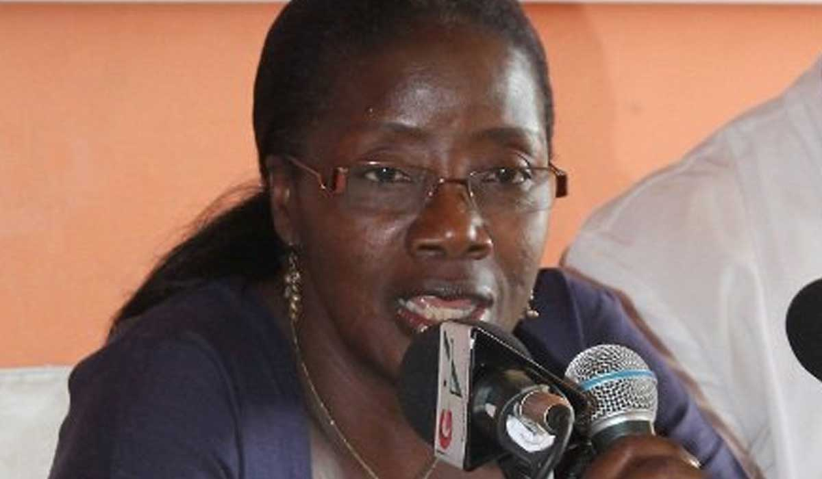 My late husband refused to be Mahama's running mate three times – Matilda Amissah Arthur