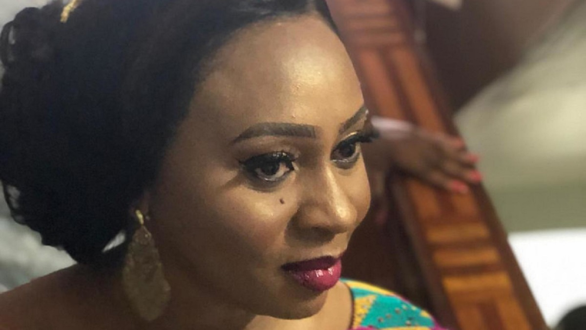 More photos from Adwoa Safo's wedding ceremony surfaces online