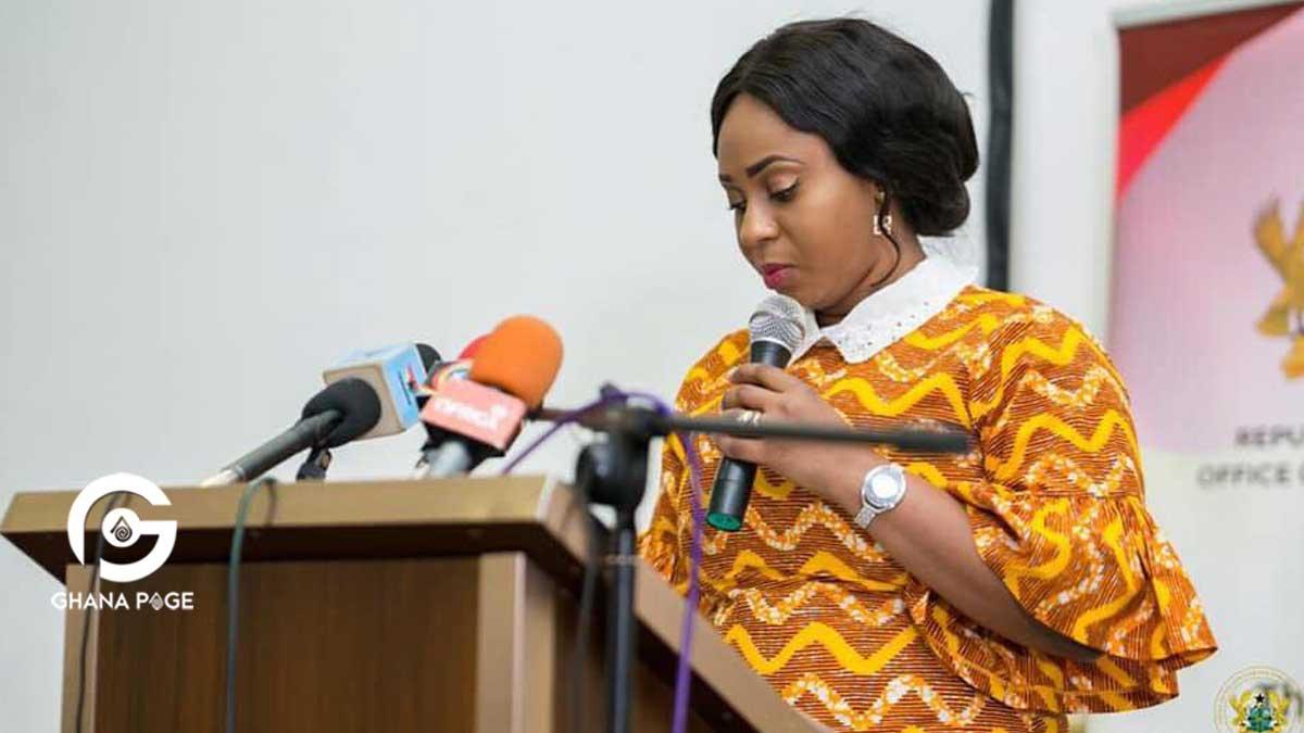 Safo Kantanka's daughter, State Minister Adwoa Safo ties the knot