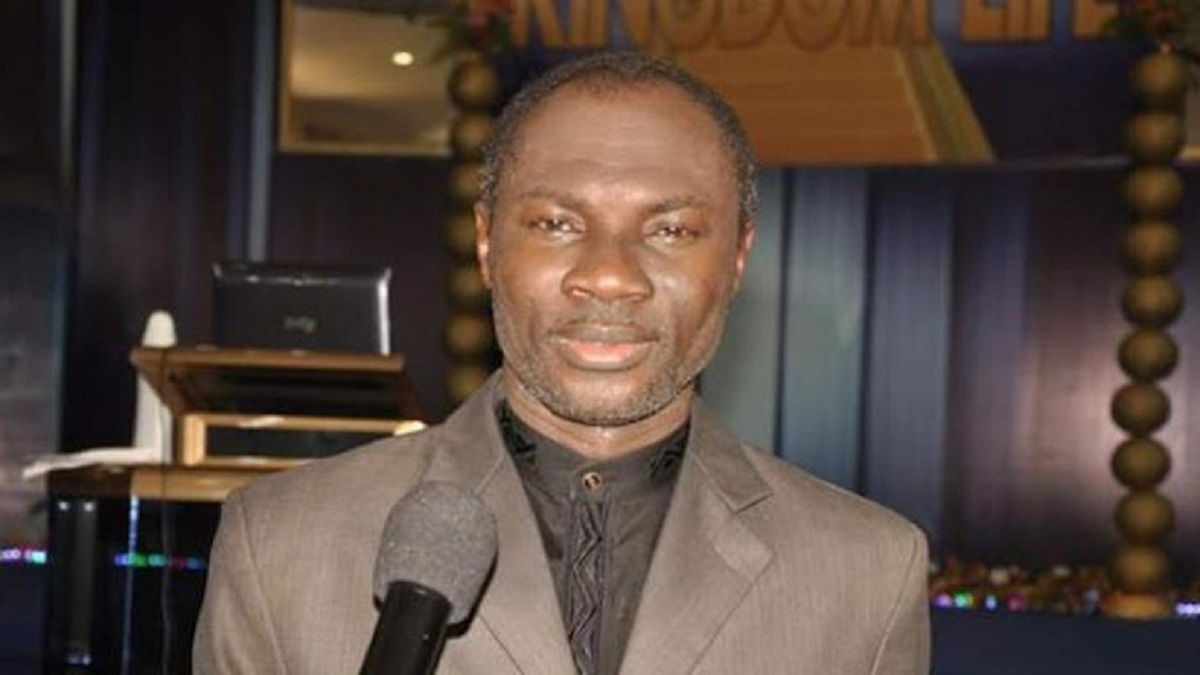 Badu Kobi fires back at demonstrators who stormed his church