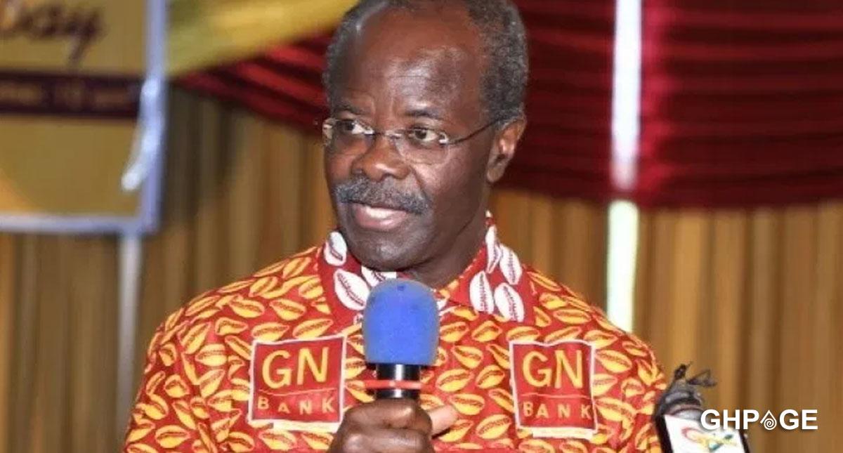 Reason why BoG closed down Nduom's GN savings and loans