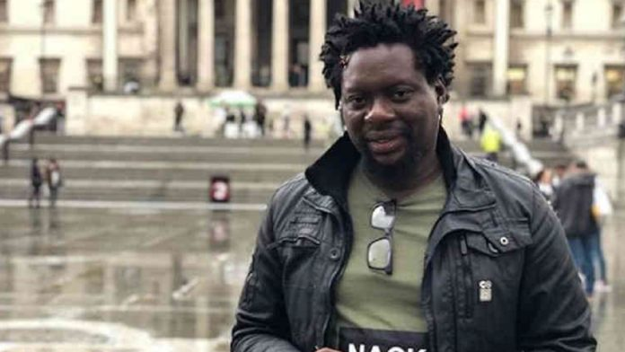 Nigerian comedian involved in a gory car accident