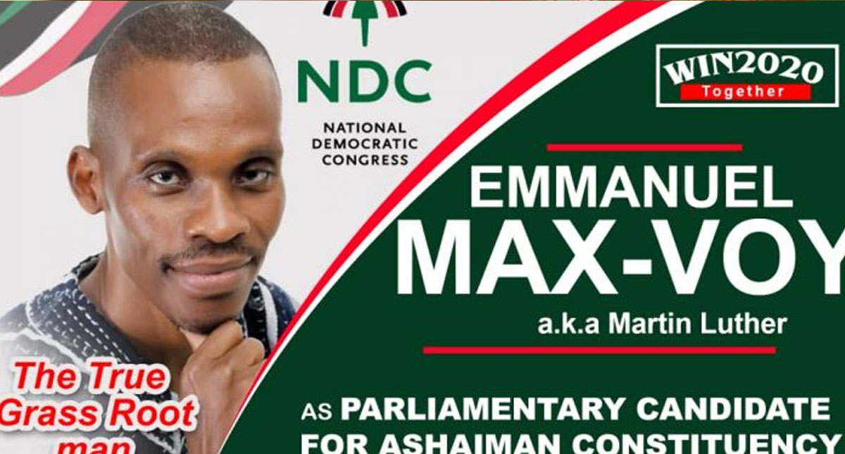 NDC Parliamentary aspirant dies few days after picking nomination forms