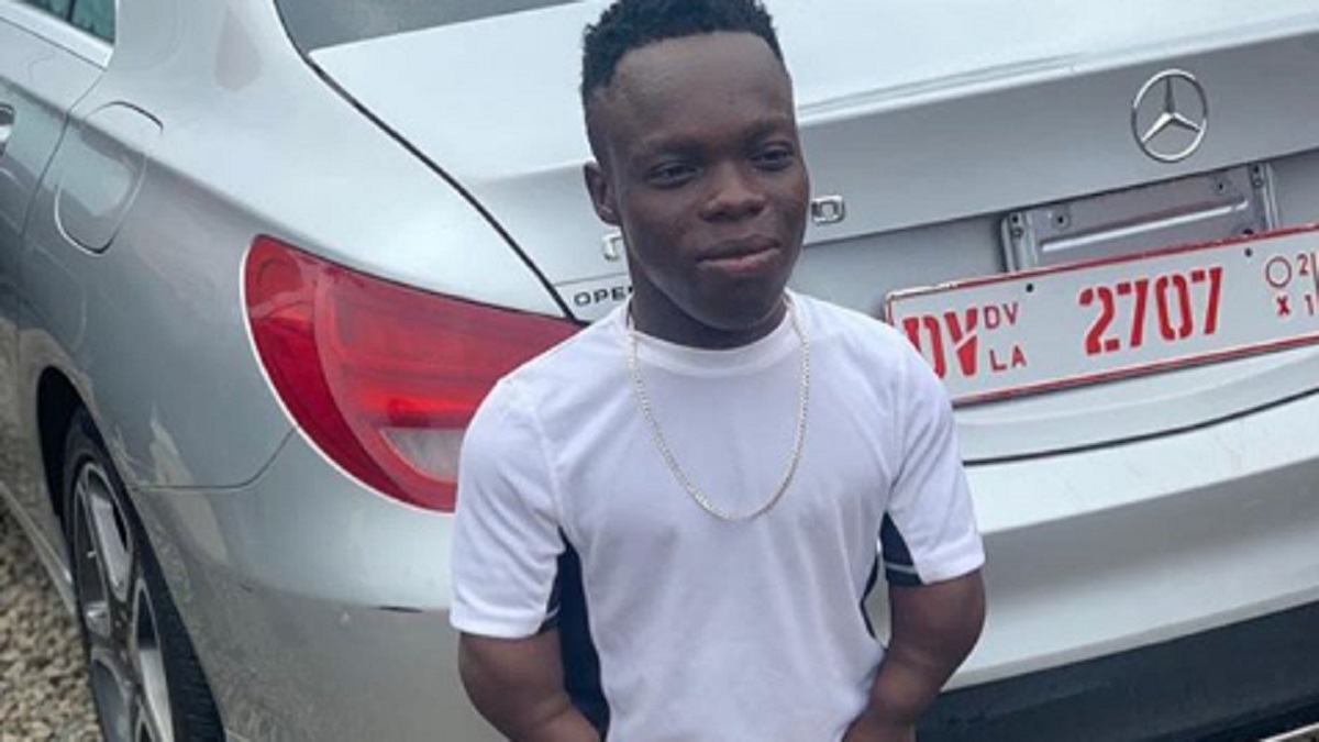 Meet the rich man behind the luxurious lifestyle of Shatta Bandle