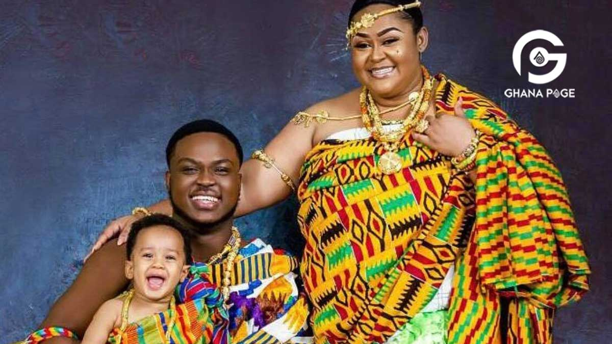 Vivian Jill's son, Prempeh is the biological father of his junior brother, Alfie-Evangelist Addai alleges