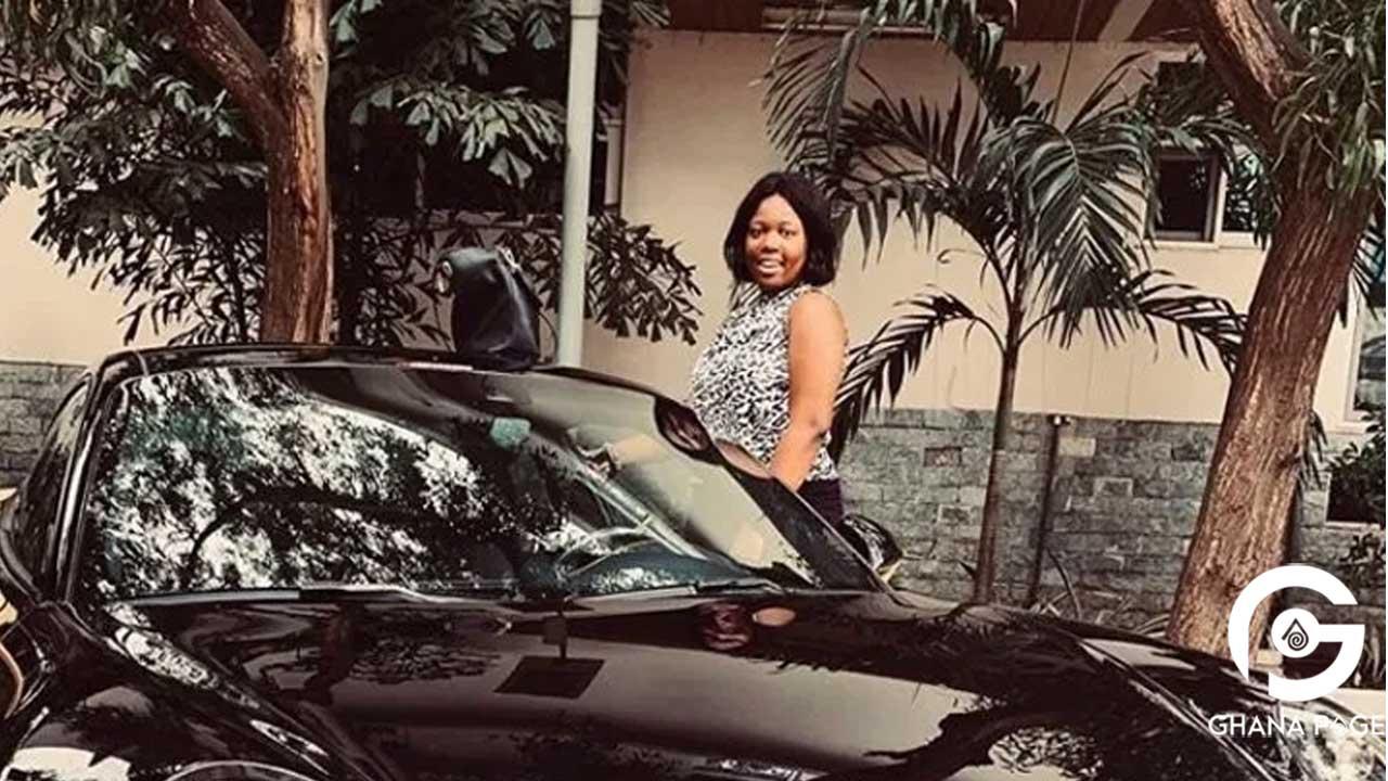 Meet Fafa Kayi daughter of Kwame Sefa-Kayi