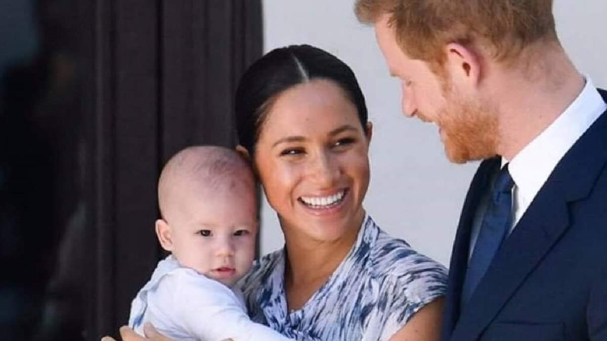 Royal child of Prince Harry and Meghan gets a Ghanaian name