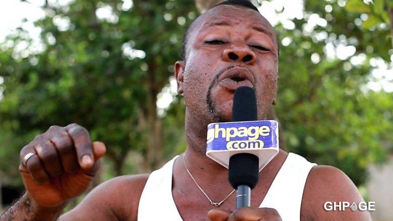 Kumawood actor Nana Yeboah shares his story to stardom