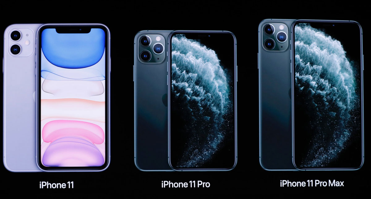 All you need to know about the new iPhone 11, 11pro & 11pro max