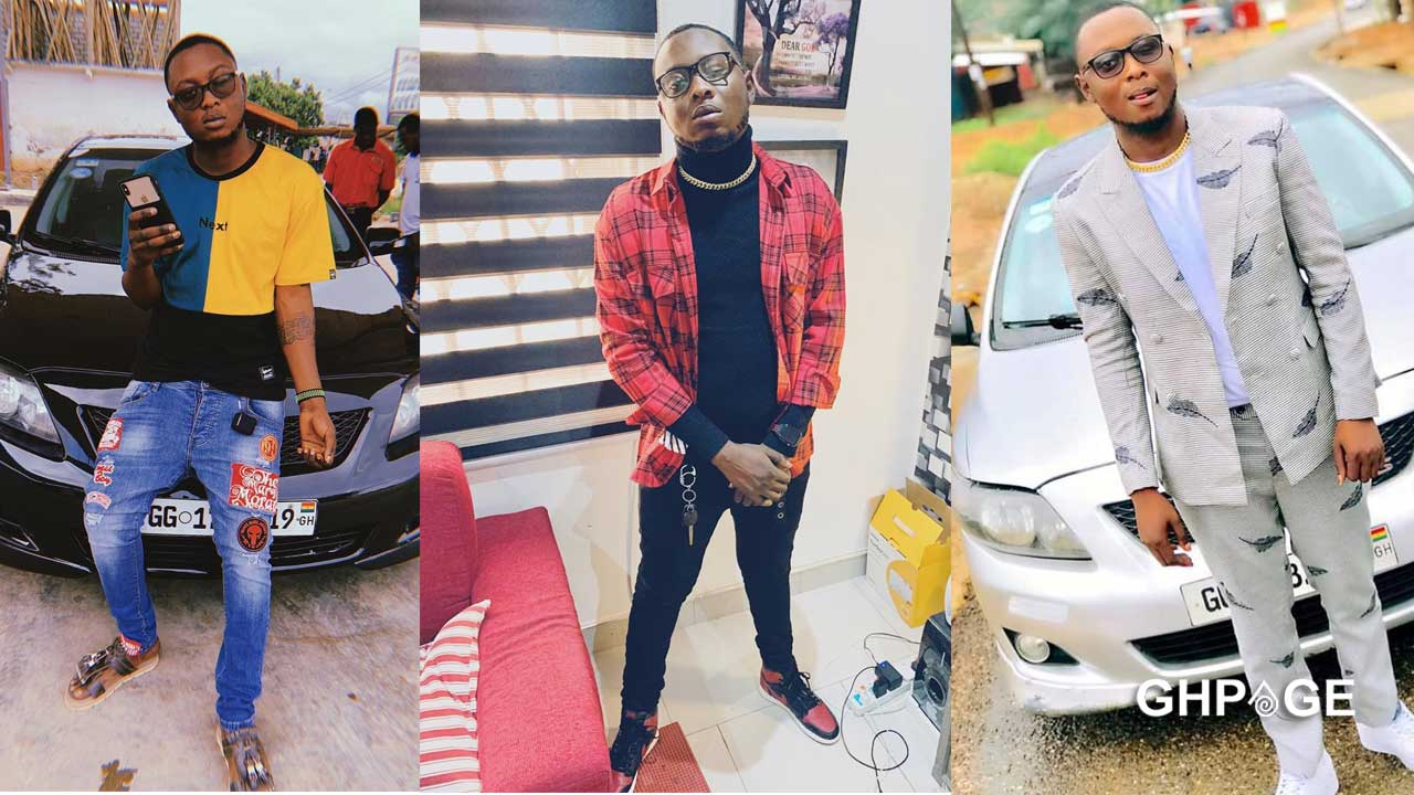AMG Benjamin reacts to claims he used his one eye for Sakawa