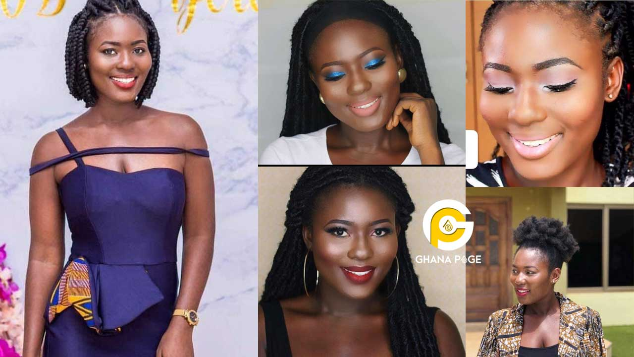 Beautiful photos of Lamisi Awuni, the late Ghanaian celebrity makeup artist