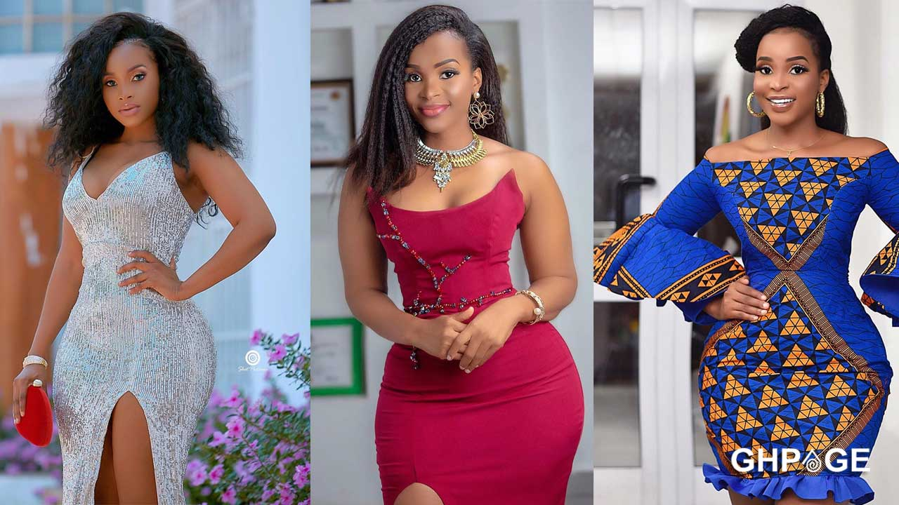 Benedicta Gafah debunks rumors that her curves are fake