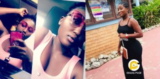 Slay Queen stripped naked and murdered by unknown assailant in Santasi, Kumasi [Video]