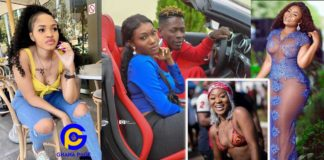List of all the 10 female celebrities Shatta Wale has allegedly dated and how it ended [Photos]