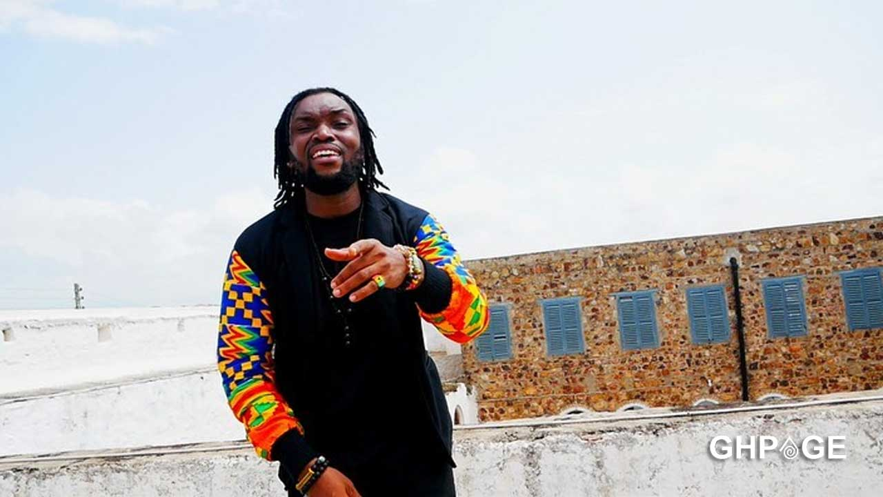 David Oscar trolls Shatta Wale after Sarkodie won BET Hiphop award