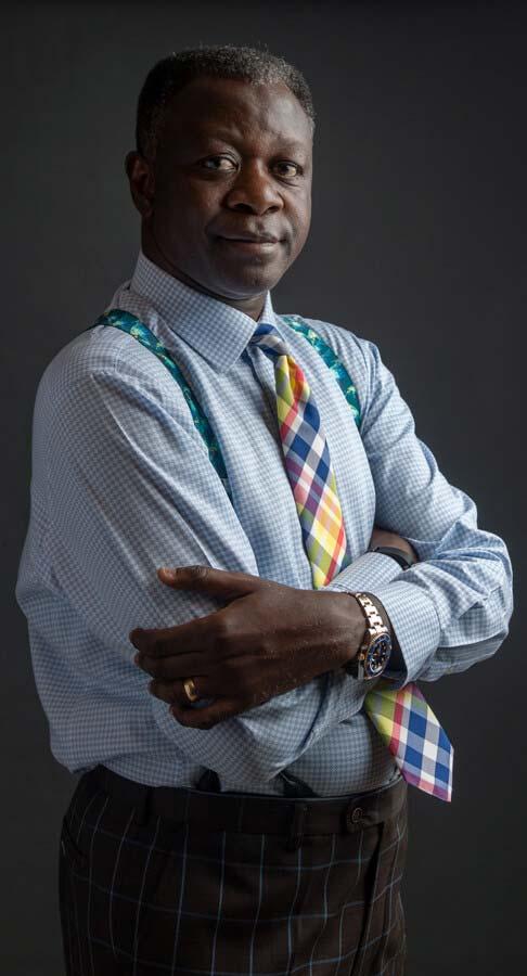 Pastor Eastwood Joseph Anaba