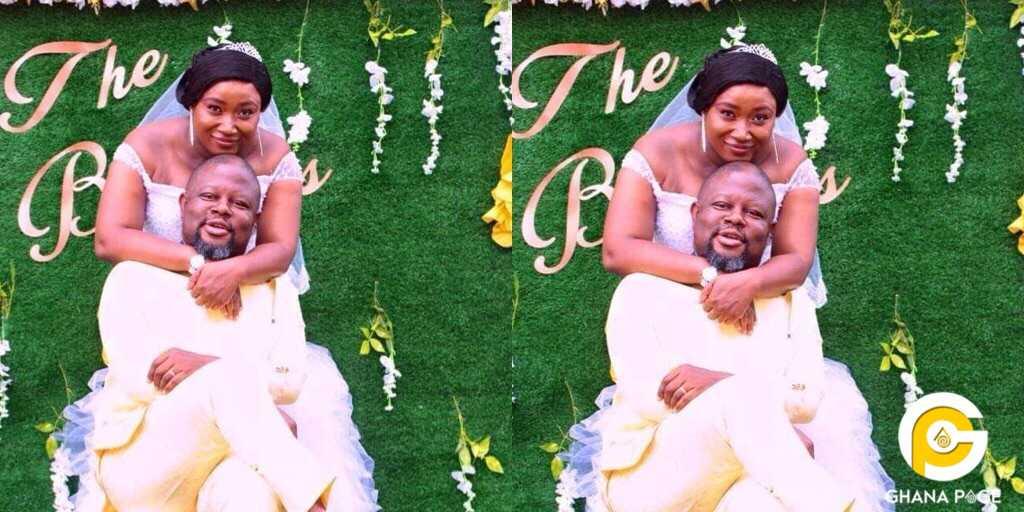 Ace Broadcaster Fiifi Banson gets married to Akorfa Djankui