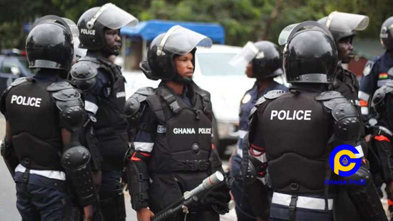 4 Robbers remanded into prison custody allegedly escape from police custody in Ashanti Region
