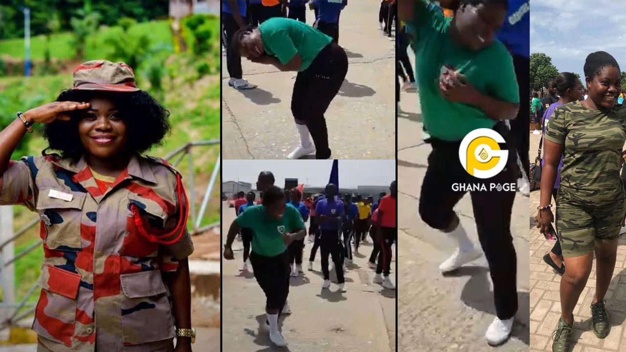 Video of Hagar Obeng dancing happily pops up after her death