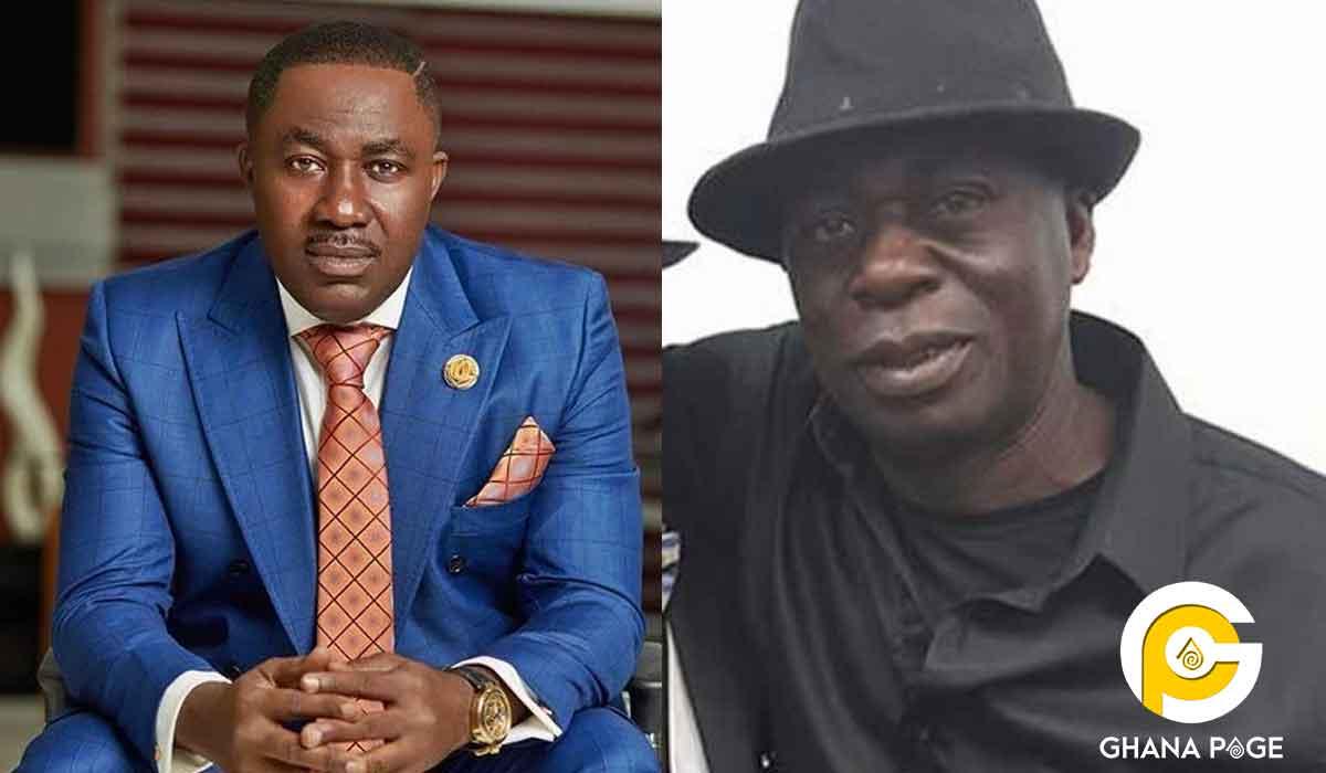 Judas narrates sad story of how Osei Kwame Despite has neglected him