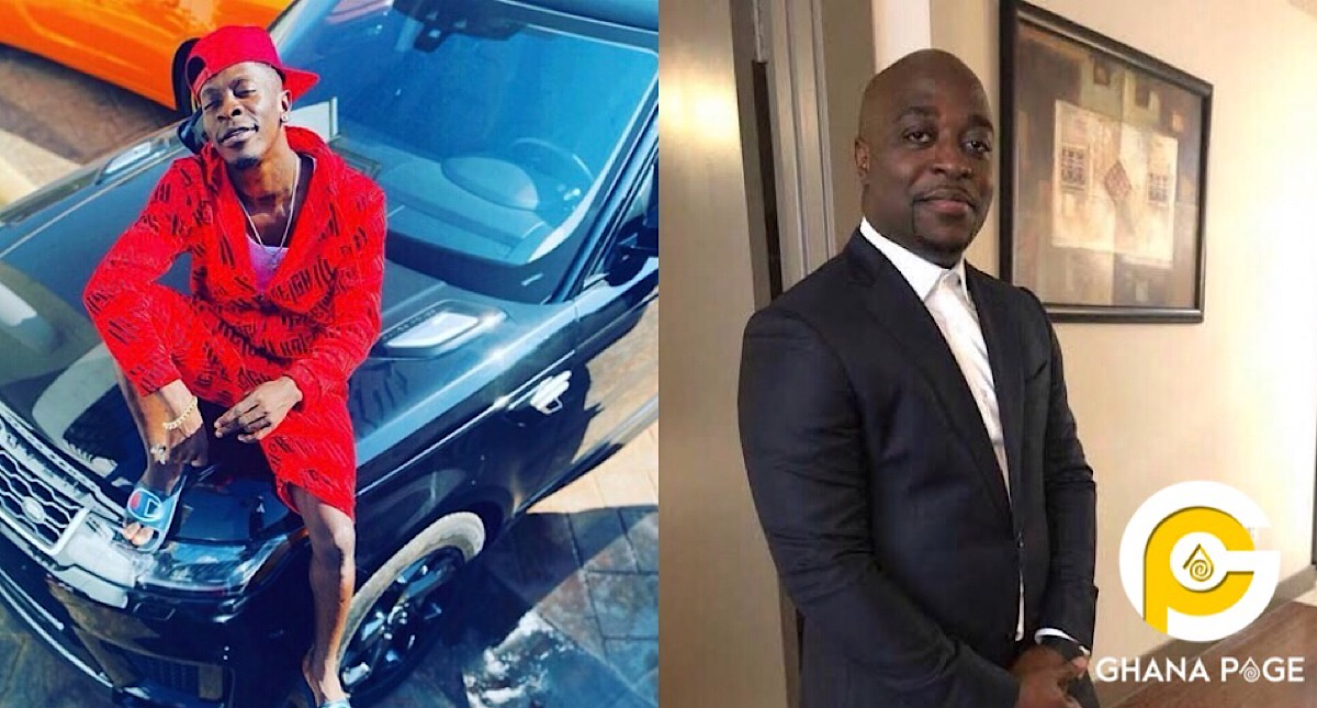 Kofi Abban addresses rumours of buying Shatta Wale a Range Rover on his birthday