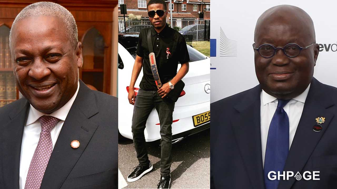 Mahama was a better President than Akuffo Addo -Nam 1's brother