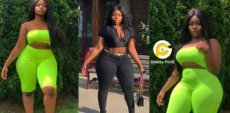 Popular Ghanaian Instagram Slay Queen, Naa Dromor poisoned to death by boyfriend [Photos]
