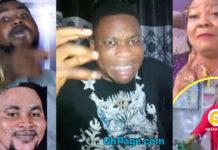 Nana Hoahi's full fire response to Nana Agradaa & Prophet Igwe's curses-Drops more secrets (Video)