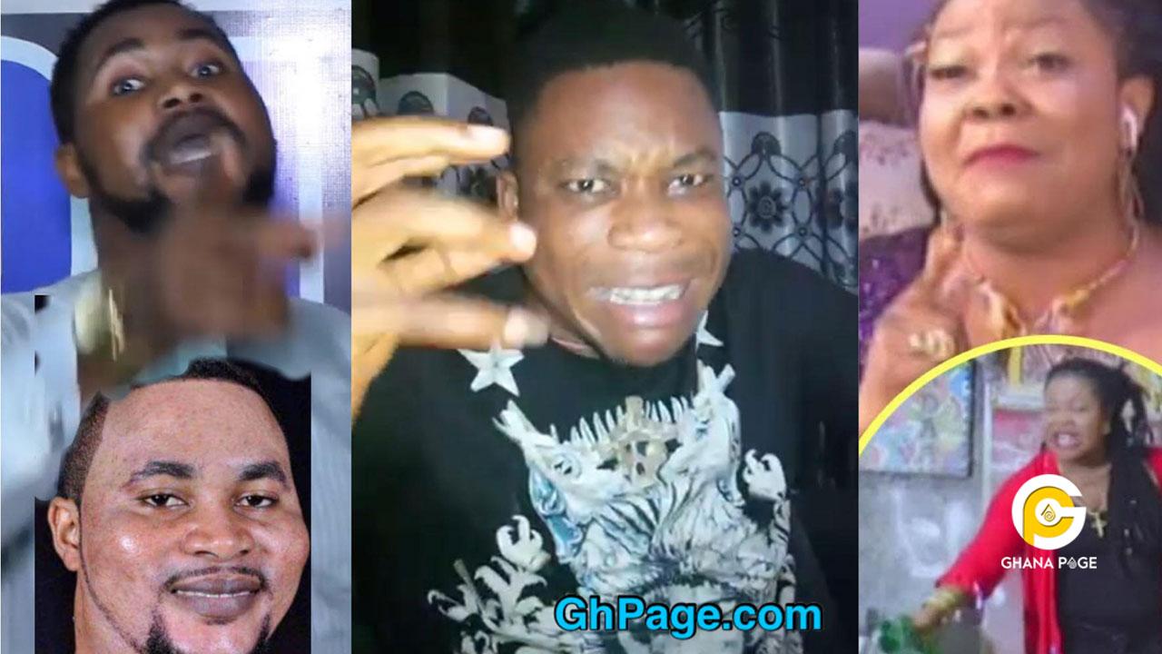 Nana Hoahi's full fire response to Nana Agradaa & Prophet Igwe's curses