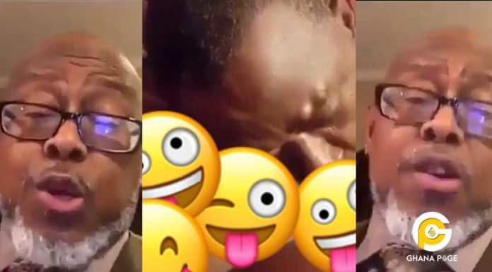 Pastor David Wilson finally speaks-Explains how his leaked Atopa Video happened [Watch]