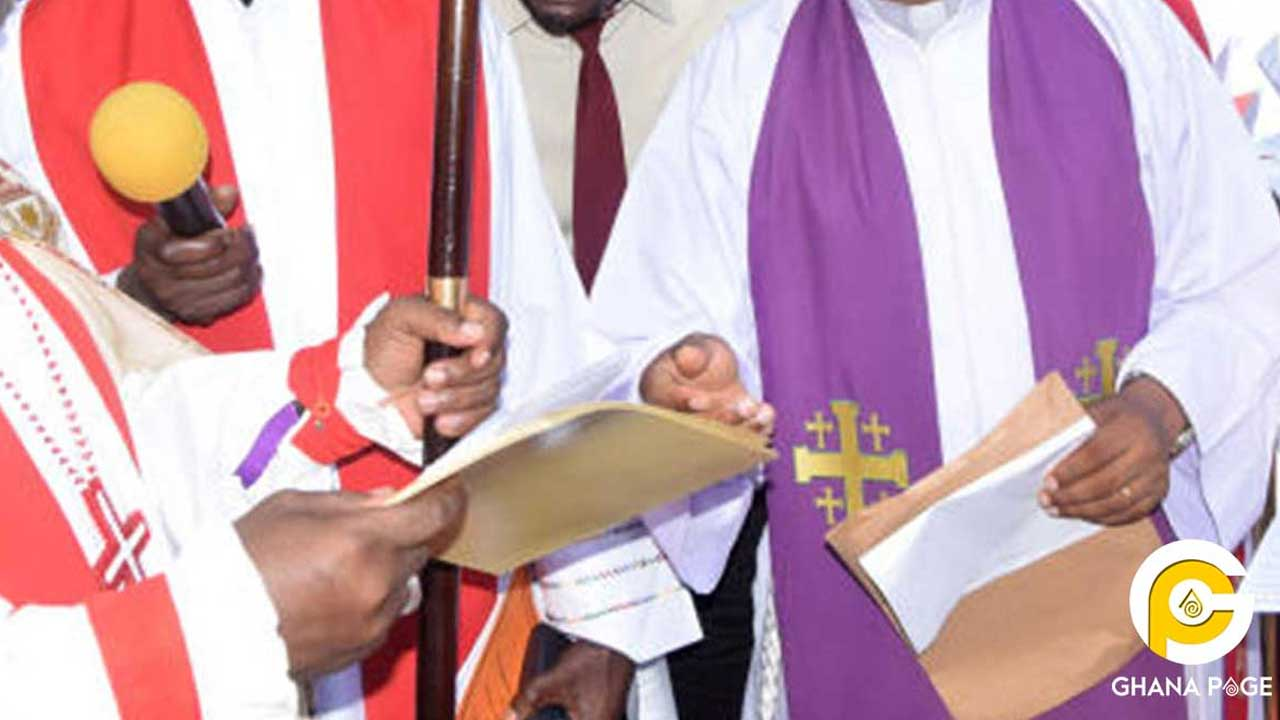 Popular pastor daughter marries and stays with three different men