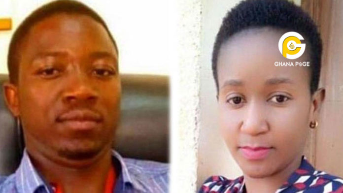 Policeman shoots girlfriend who turned down his proposal after he financed her education (Photos)