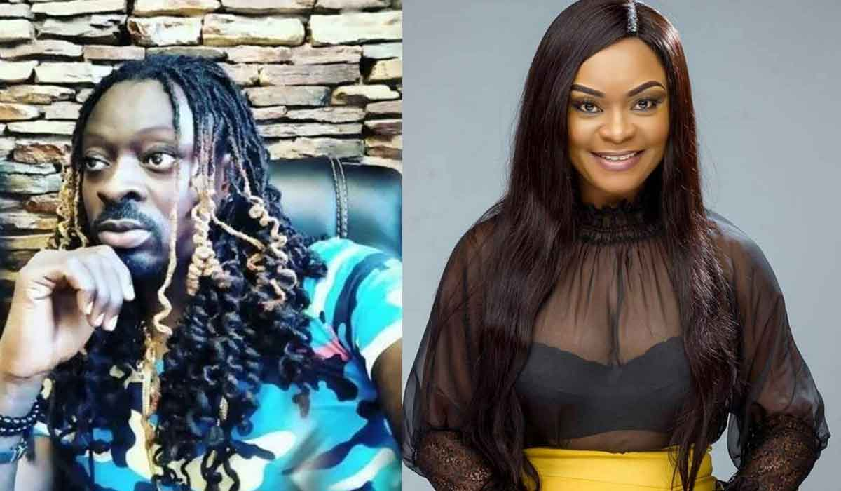 Praye Tintin replies Beverly Afaglo over claims that her husband has been sidelined